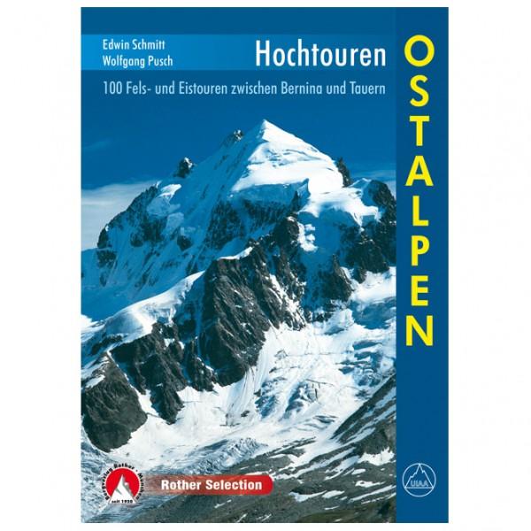 Bergverlag Rother - Hochtouren Ostalpen - Alpine guide
