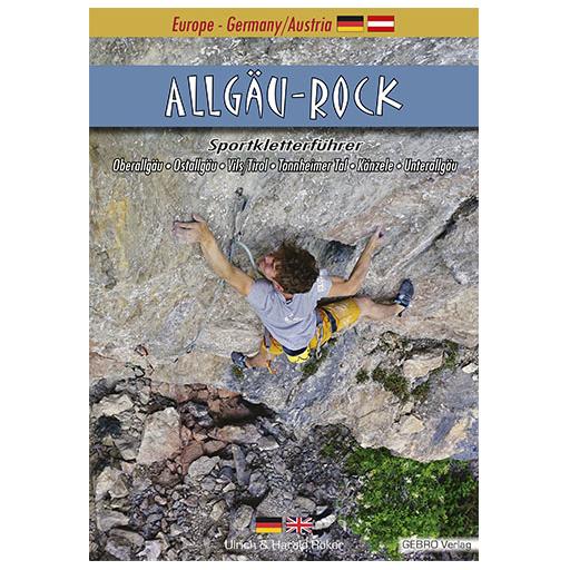 Gebro-Verlag - Allgäu-Rock - Klätterförare