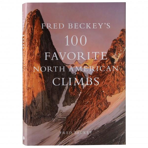 Patagonia - 100 Favorite North American Climbs - Klätterförare