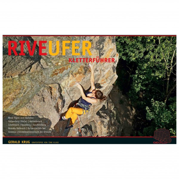 Geoquest-Verlag - Kletterführer Rive-Ufer - Klatreguides