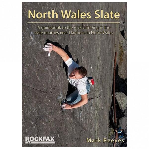 Cordee - North Wales Slate - Climbing guide