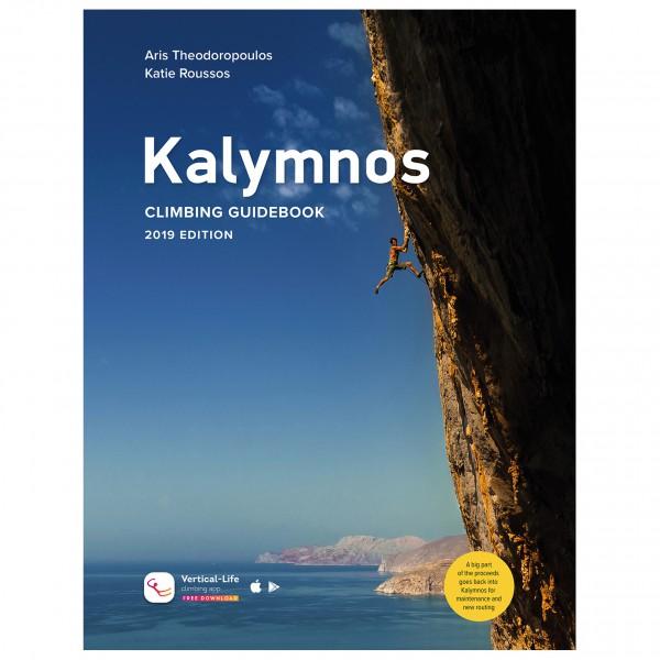Vertical Life - Kalymnos Kletterführer Sportklettern - Climbing guide
