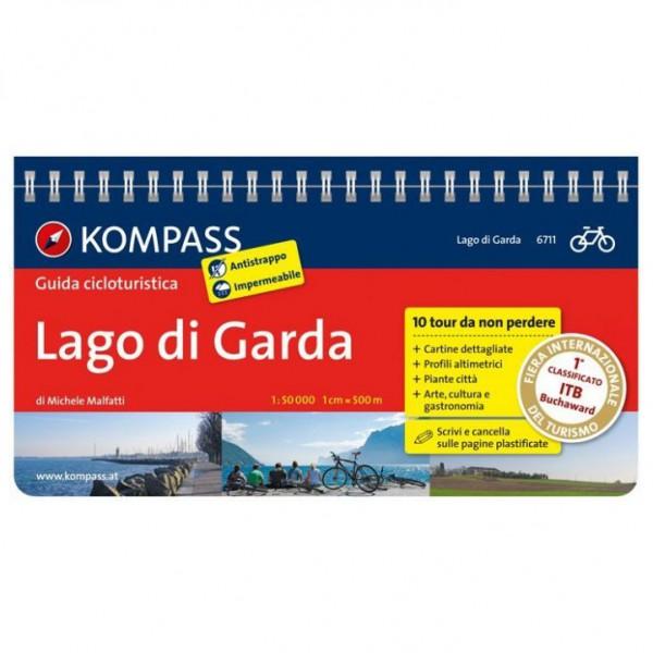 Kompass - Lago di Garda - Cykelguides