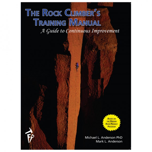Trango - Rock Climber's Training Manual - Lehrbuch