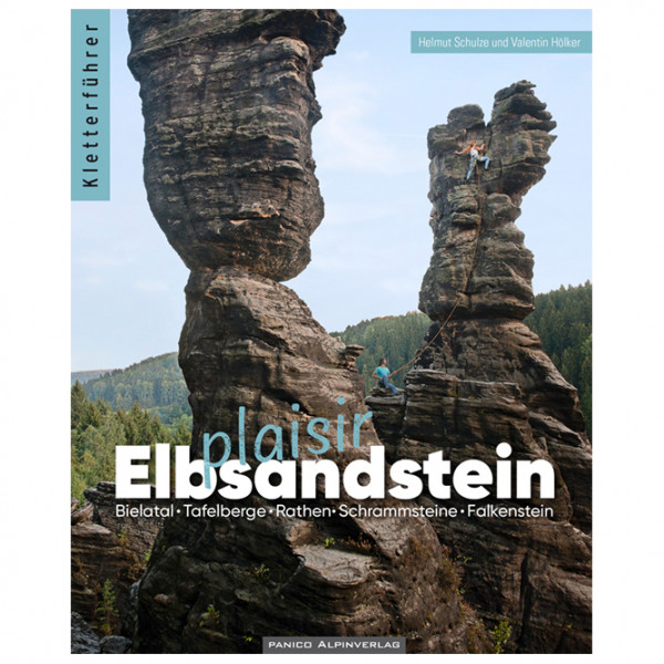 Panico Alpinverlag - Sportklettern Elbsandstein Plaisir - Climbing guide