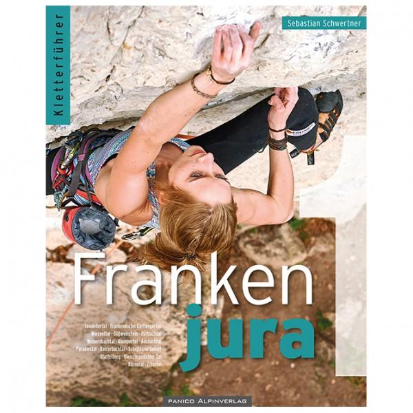 Panico Alpinverlag - Sportklettern Frankenjura Band.1 - Kletterführer