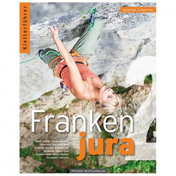 Panico Alpinverlag - Sportklettern Frankenjura Band.2 - Klatreguide