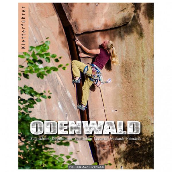 Panico Alpinverlag - Sportklettern Odenwald - Klatreguides
