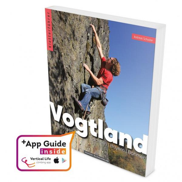 Panico Alpinverlag - Sportklettern Vogtland - Kiipeilyoppaat