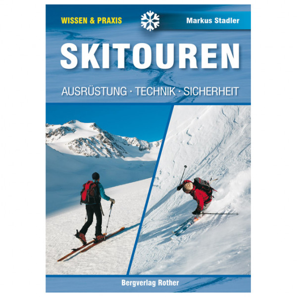 Bergverlag Rother - Skitouren - Ski tour guide