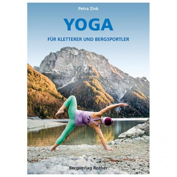 Bergverlag Rother - Yoga für Kletterer und Bergsportler - Wandelgids