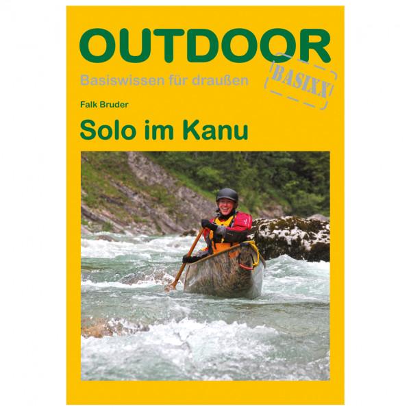 Conrad Stein Verlag - Solo im Kanu