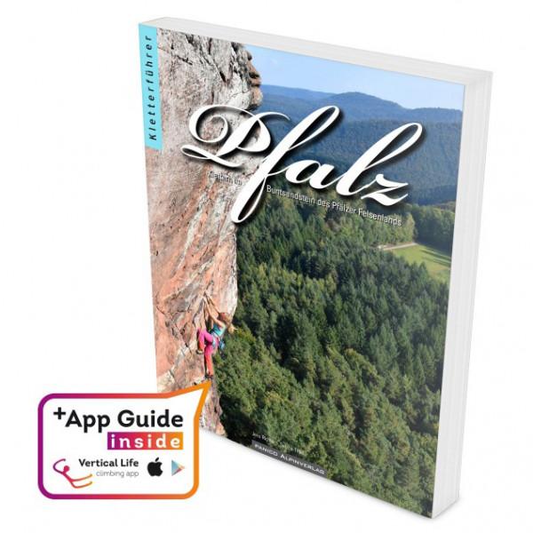 Panico Alpinverlag - Pfalz - Kiipeilyoppaat
