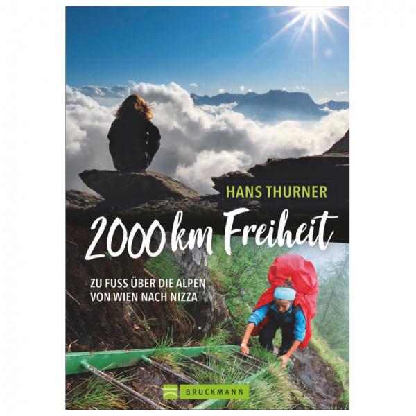 Bruckmann - 2000 km Freiheit