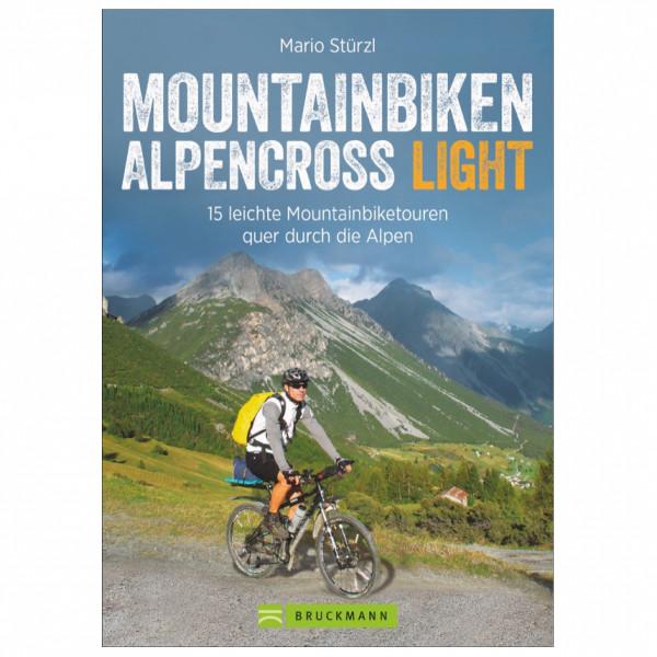 Bruckmann - Alpencross Light - Pyöräilyoppaat