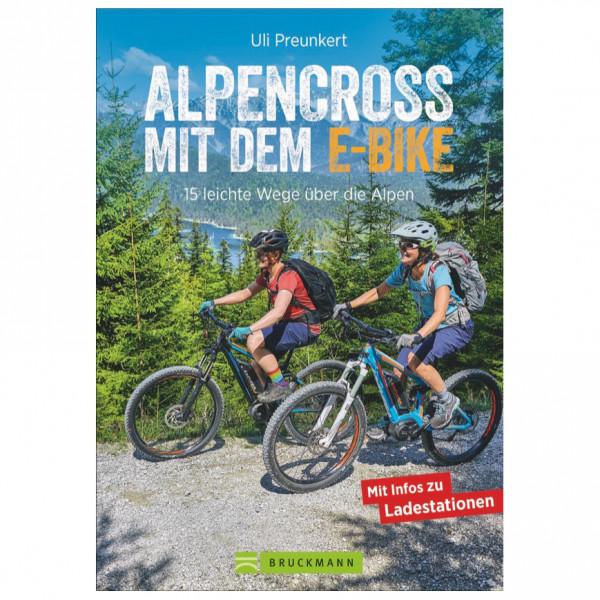 Bruckmann - Alpencross mit dem E-Bike - Fietsgidsen