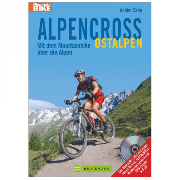 Bruckmann - Alpencross Ostalpen - Cycling guide
