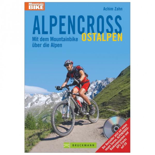 Bruckmann - Alpencross Ostalpen - Pyöräilyoppaat