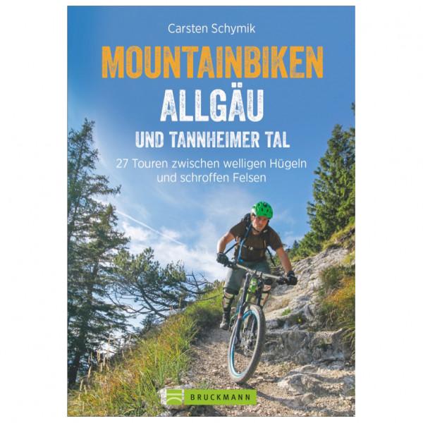 Bruckmann - Biken Allgäu und Tannheimer Tal - Cykelguider
