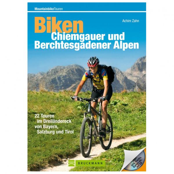 Bruckmann - Biken Chiemgauer und Berchtesgadener A. - Pyöräilyoppaat