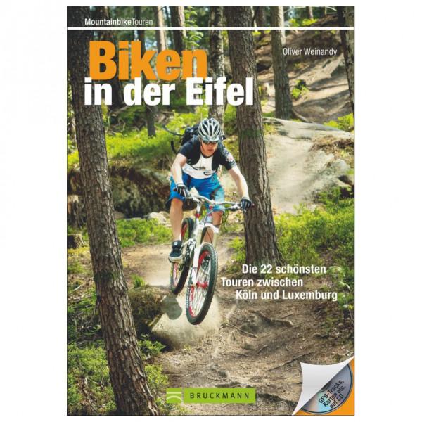 Bruckmann - Biken in der Eifel - Cykelguides
