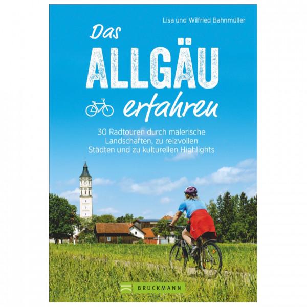Bruckmann - Das Allgäu erfahren - Sykkelguide