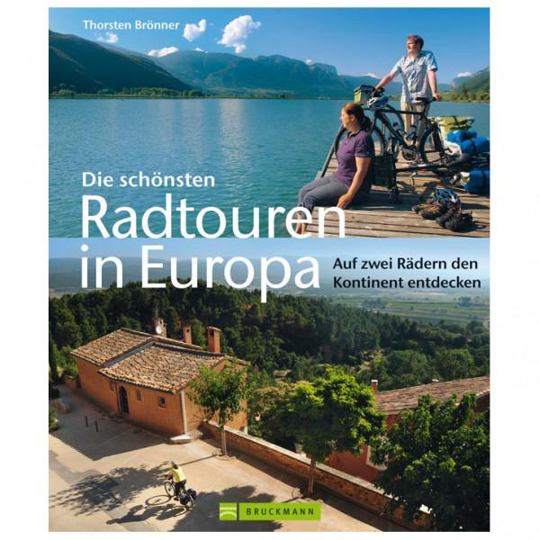 Bruckmann - Die schönsten Radtouren in Europa - Sykkelguide