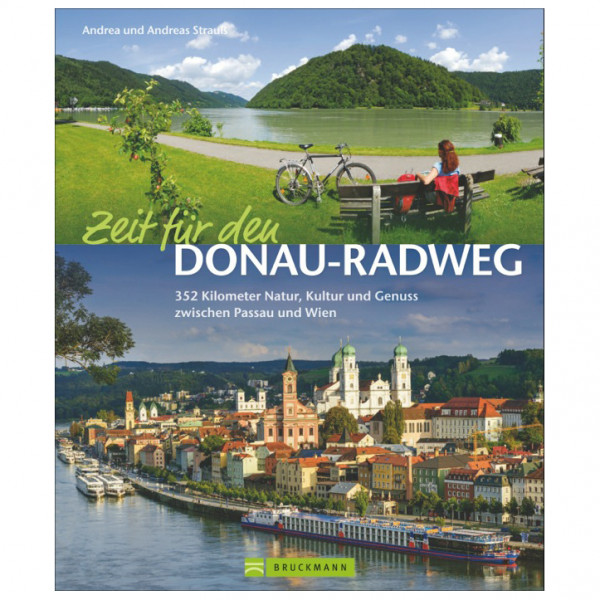 Bruckmann - Donau-Radweg - Cycling guide