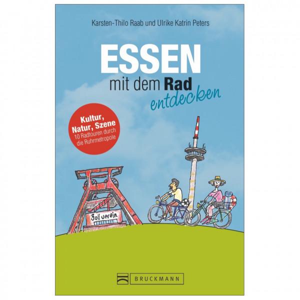 Bruckmann Essen mit dem Rad entdecken - Cykelguides køb online | Cycle maps