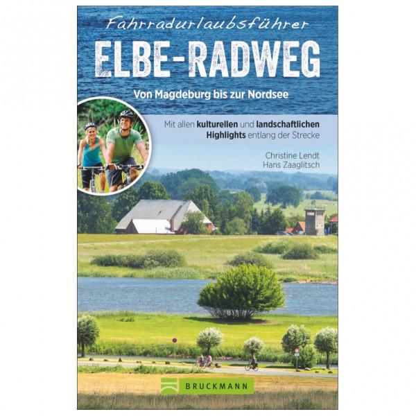 Bruckmann - Fahrradurlaubsf. Elbe-Radweg B. Nordsee - Cycling guide