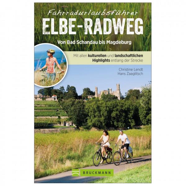 Bruckmann - Fahrradurlaubsf. Elbe-Radweg B.Magdeburg - Cycling guide