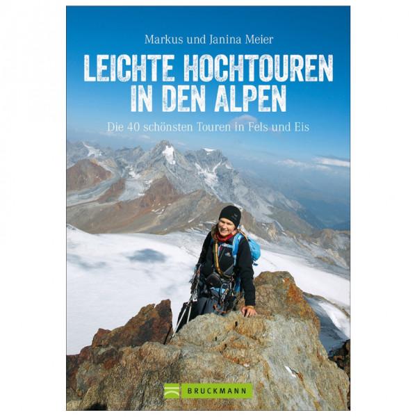 Bruckmann - Leichte Hochtouren in den Alpen - Alpinguide