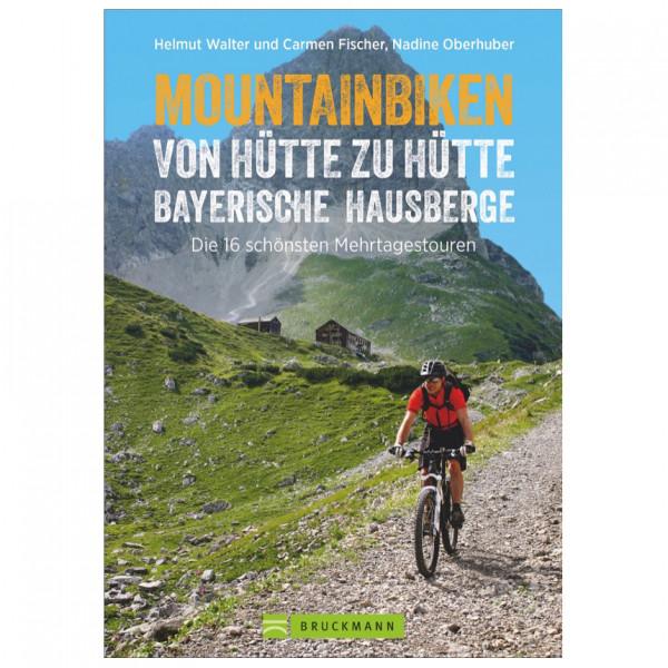 Bruckmann - Mountainbiken Bayerische Hausberge - Guías de ciclismo