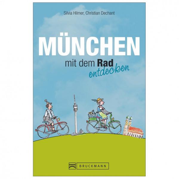 Bruckmann - München mit dem Rad entdecken - Cycling guide