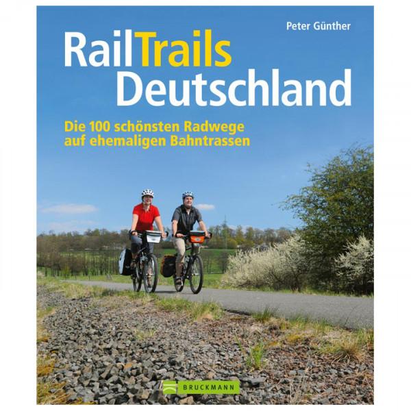 Bruckmann - Railtrails Deutschland - Fietsgidsen