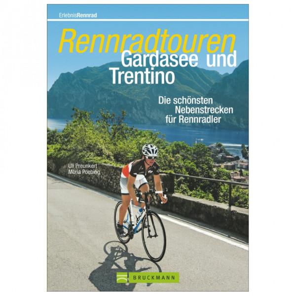 Bruckmann - Rennradtouren Gardasee und Trentino - Cykelguides
