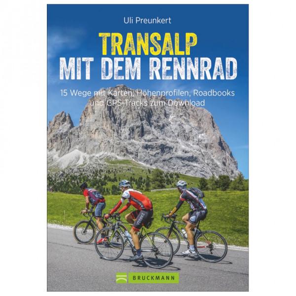 Bruckmann - Transalp mit dem Rennrad - Cykelguides