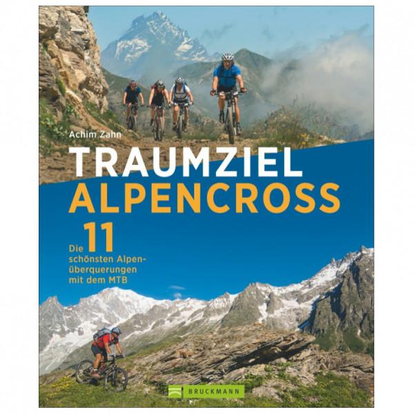 Bruckmann - Traumziel Alpencross - Cycling guide