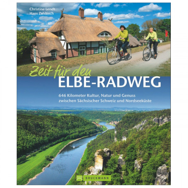 Bruckmann - Zeit Für Den Elbe-Radweg - Fietsgids