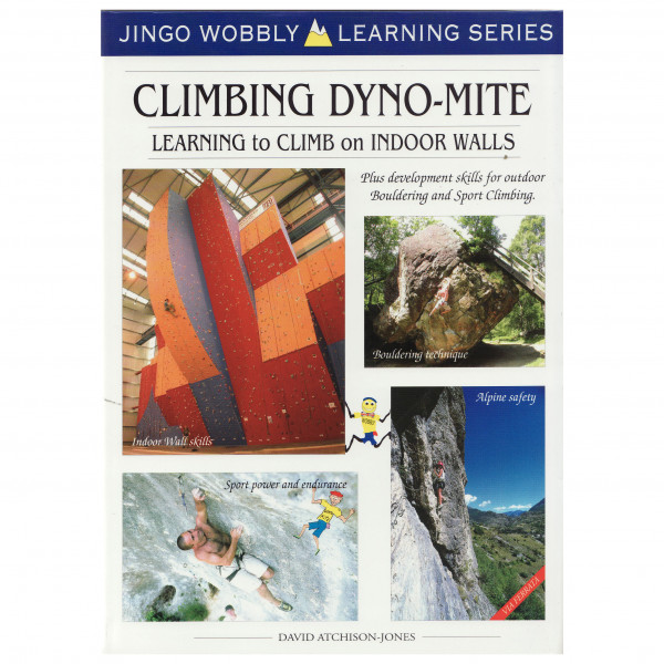 Vision Poster Co - Climbing Dyno-mite