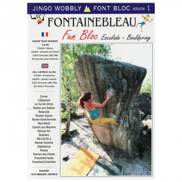 Vision Poster Co - Fontainebleau Fun Bloc Escalade-Bouldering - Bouldering guide
