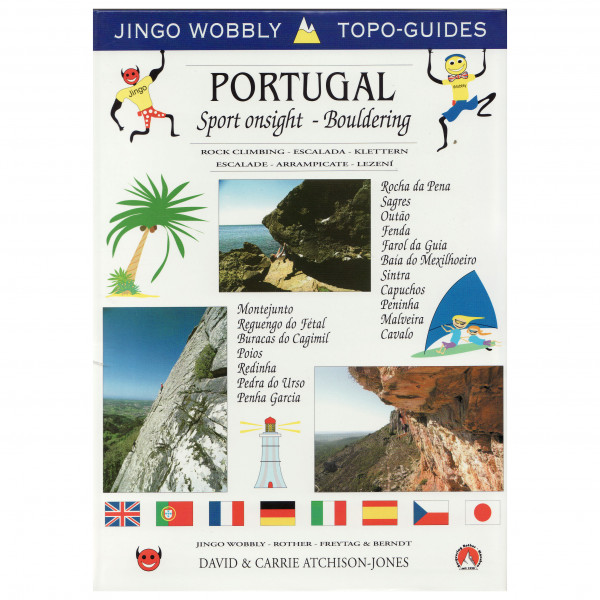 Vision Poster Co - Portugal Sport Onsight - Boulderointioppaat