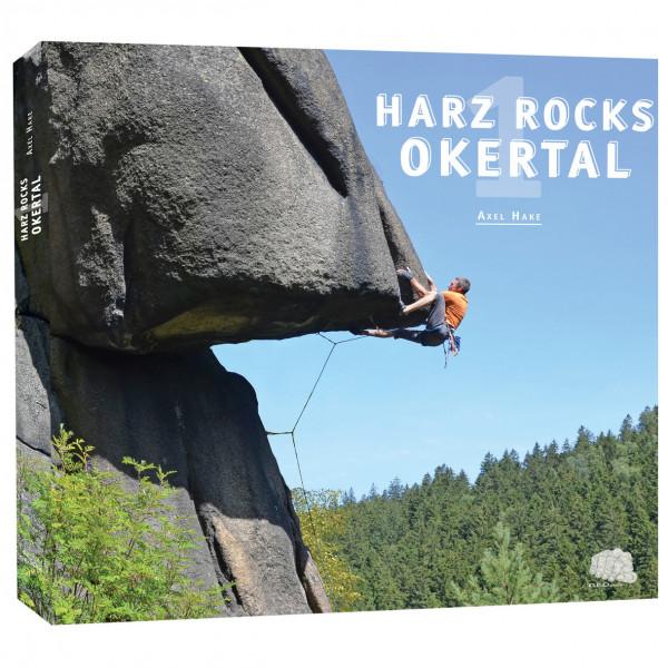 Geoquest-Verlag - Harz Rocks 1 - Kletterführer Okertal - Klatreguide