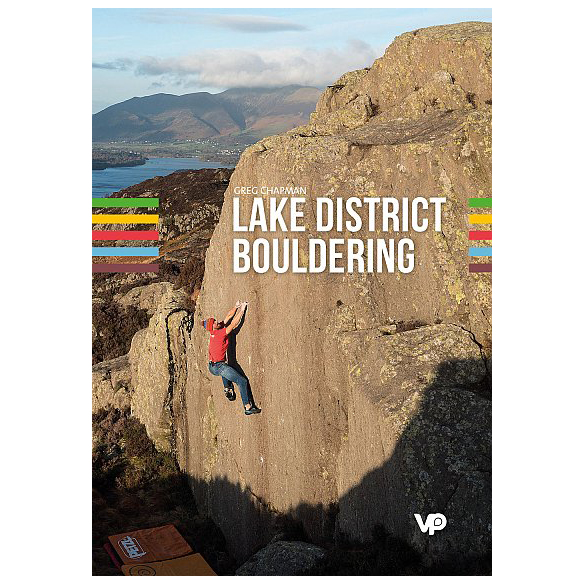 Vertebrate - Lake District Bouldering - Boulderführer