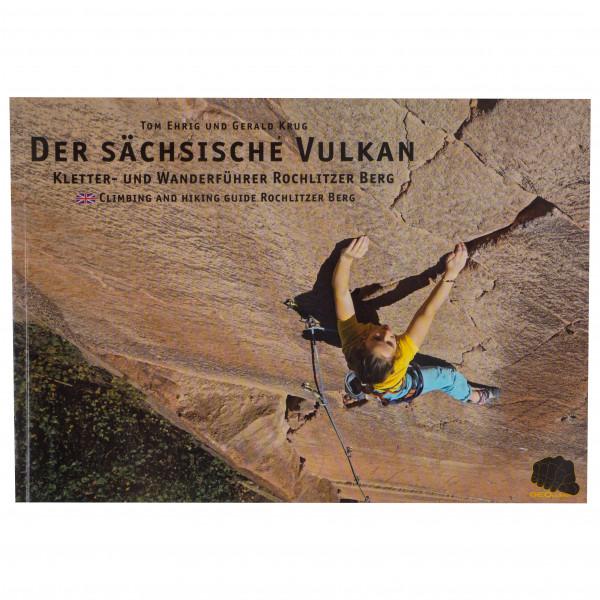 Geoquest-Verlag - Der Sächsische Vulkan - Kletter-/Wanderführer Rochlitzer Berg - Klätterförare