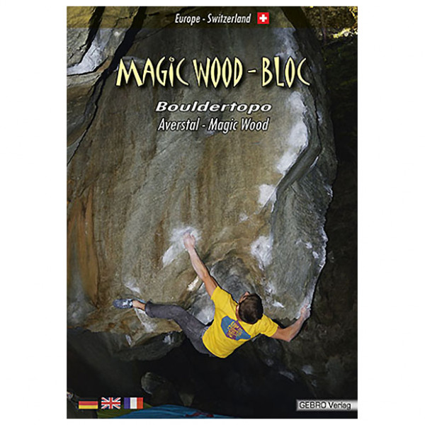 Gebro-Verlag - Magic Wood - Bloc - Boulderingförare