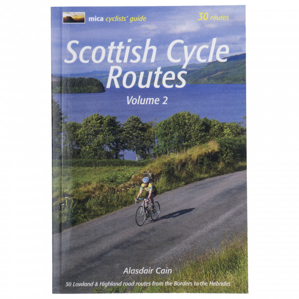 Mica Publishing - Scottish Cycle Routes Volume 2 - Fietsgids