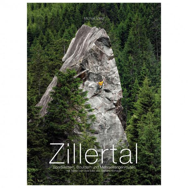 Routebook - Kletterführer Zillertal (Deutsche Ausgabe) - Kletterführer