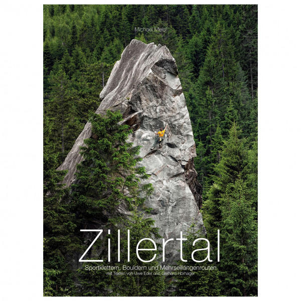 Routebook - Zillertal - Guide all'arrampicata