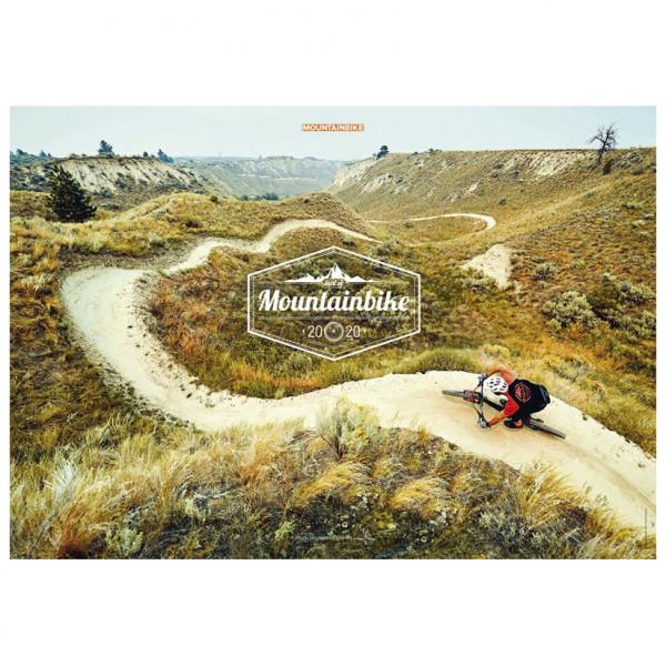 tmms-Verlag - Best of Mountain Bike 2020 - Calendar